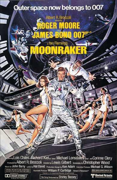 MOONRAKER (1979) [BLURAY 720P X264 MKV][AC3 5.1 CASTELLANO] torrent